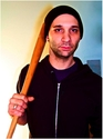 Ralph Vincent - Baseball Bat