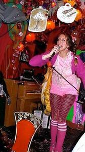 Jessica Delfino - Jessica performs at private party