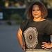 Aisha Rae Garland - Aisha Rae waist up