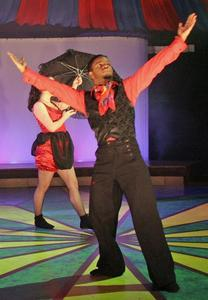 LeRoyal Tutt - Carnival Boy