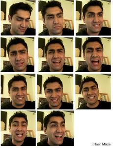 Irfaan Mirza - headshots