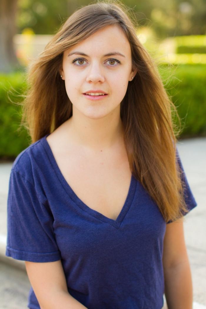 Megan Farber - Serious