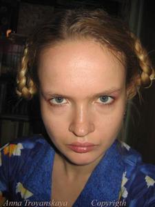 Anna Troyanskaya - worker