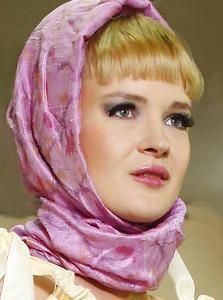 Anna Troyanskaya - retro