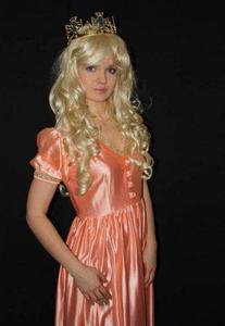 Anna Troyanskaya - princess