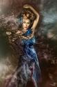 Anna Troyanskaya - bird fairy