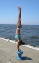 Christianne Sainz - Handstand