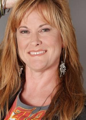 Lori Krasch - Biker