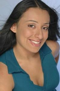 Vanessa Benitez - Backstage Commecial Shot 3