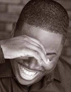 Jonathan Wray - Danelle Laugh Pose