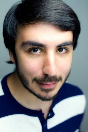 Steven Hajar - Steven Hajar Headshot 1 (Beard)
