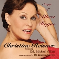 Christine Reisner - Album cover