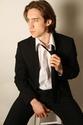 Joshua Zirger - Black suit