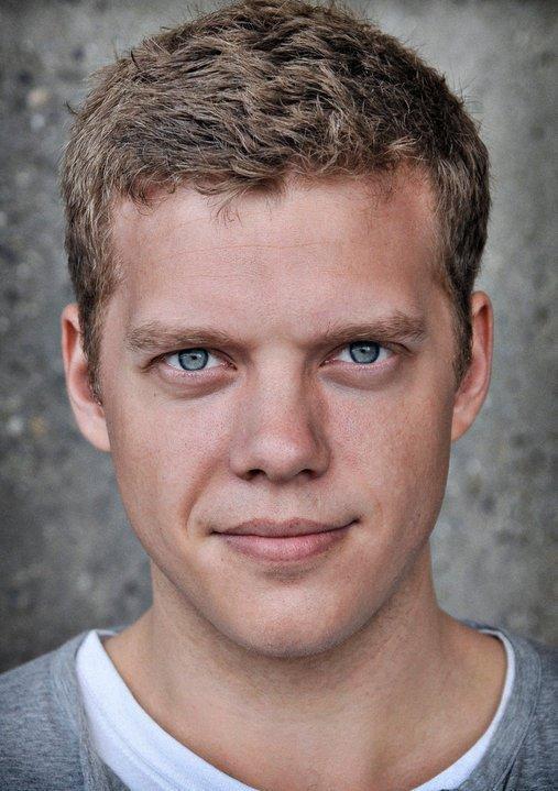 Emil Sebastian Gohr - Headshot