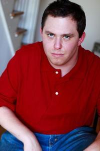 David Lonky - Red Polo Shirt
