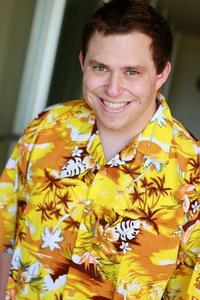 David Lonky - Hawain Shirt