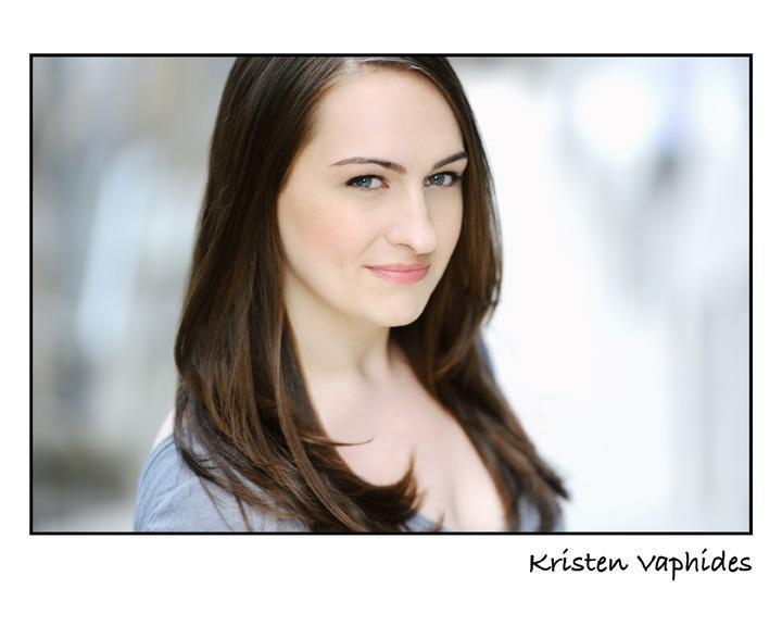Kristen Vaphides - Kristen's Headshot
