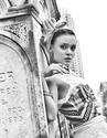 Danielle Gendron - B&W