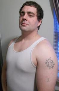 Gary St. Jock - Body Tank Top