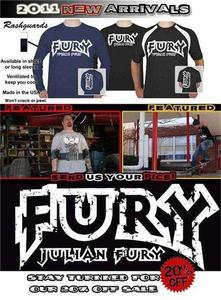 Gary St. Jock - Julian Fury Ad 2