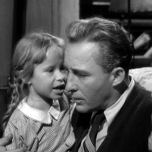 Rick Saphire - Beverly Washburn with Bing Crosby in Here Comes the Groom