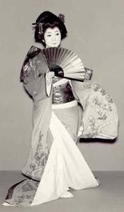 Atsuko Dachs - Kabuki Dance