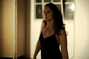 Colette Brandenburg - Rehearsal Close UP