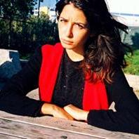 Ysanya Perez - water