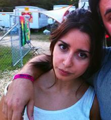 Ysanya Perez - me