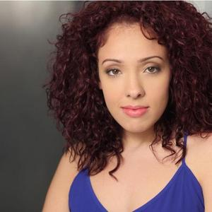 Amy Sanchez - Theatrical Headshot
