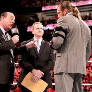 Rich Kenzie - WWE Raw