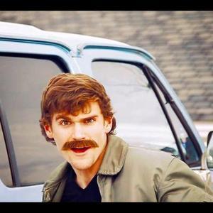 Blake Rice - Mustache