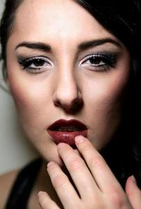 Sarah Villegas - Glamour