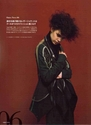 Maria Tolbert - Fudge Magazine