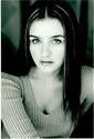Alana Stone - B&W Headshot