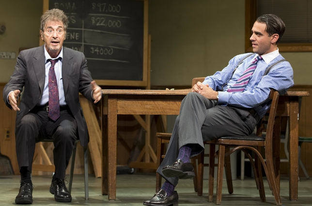 Even in an Uncertain Production, Mamet's 'Glengarry Glen Ross' Has Power