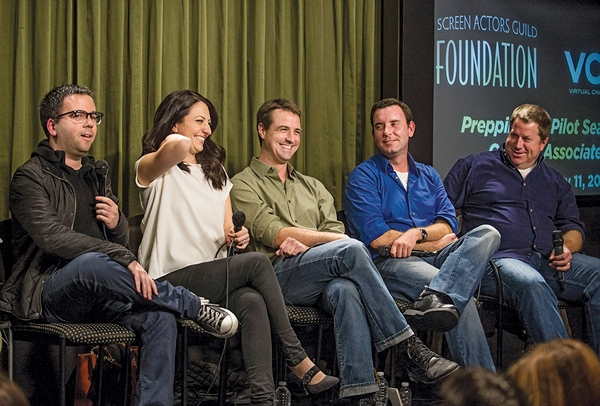 SAG Foundation Prepares Actors For Pilot Season