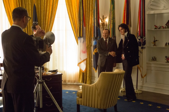 Casting 2 Icons in Liza Johnson's 'Elvis & Nixon'