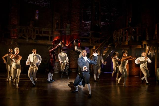 Inside the Choreographic Storytelling of 'Hamilton'