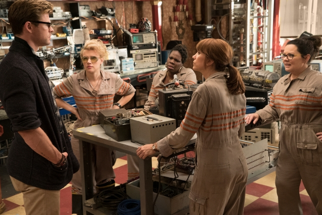 How to Recreate the Comedic Brilliance of 'Ghostbusters'