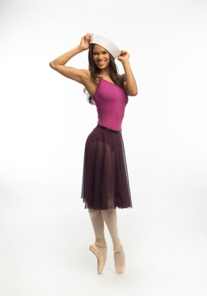 6 Questions With…Misty Copeland