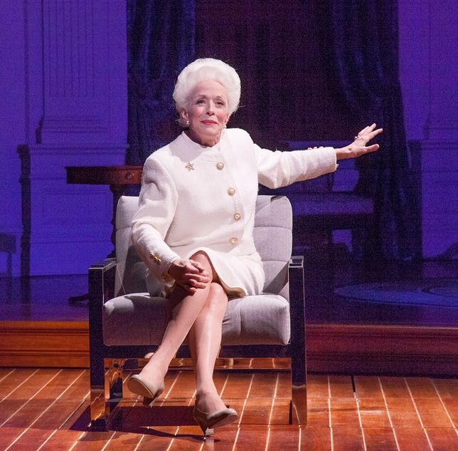 Entertaining 'Ann' Brings Holland Taylor Back to Broadway After 30 Years