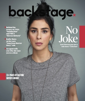 Sarah Silverman Discovers Her Dark Side