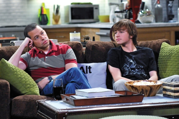 'Two and a Half Men' Actor's Outburst Is Typical, Experts Say