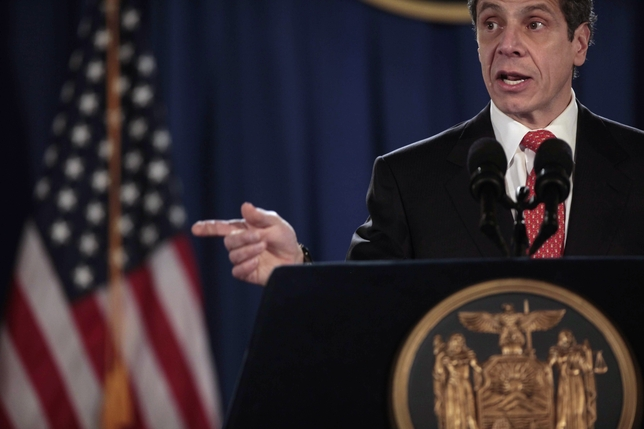 Cuomo Signs Talent-Agent Bill