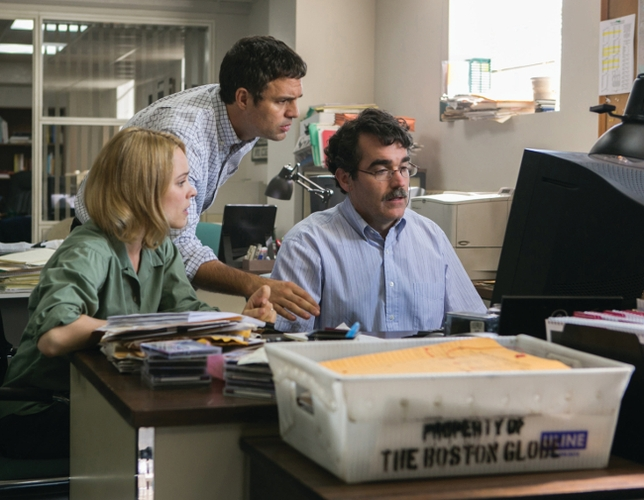 'Spotlight' Director Tom McCarthy Talks Building His Cast