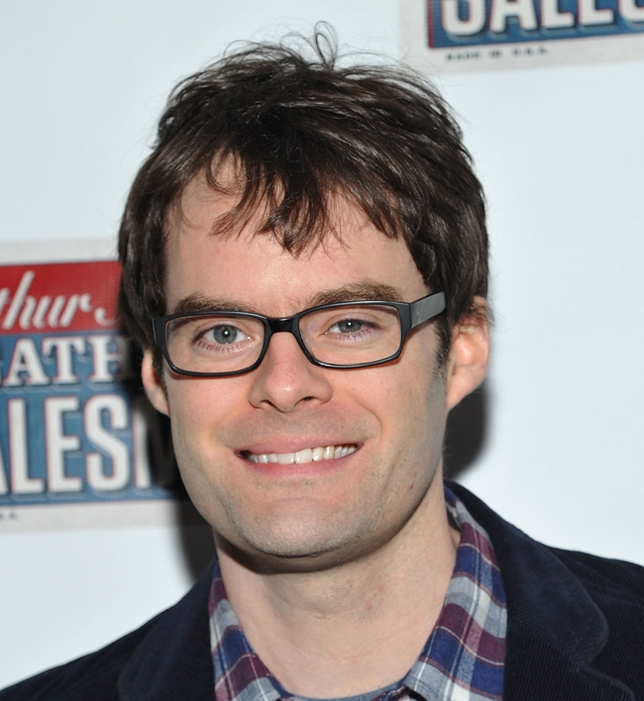 Bill Hader's Favorite Performance