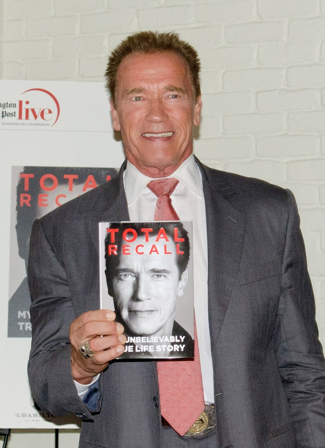 Acting Tips from Thespian Arnold Schwarzenegger