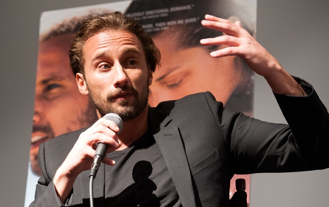 'Rust and Bone' Star Matthias Schoenaerts Gets His Mind Blown (Video)