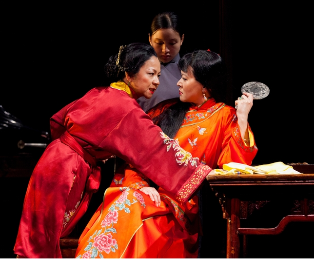 'Golden Child' Gets First-Rate Revival at Signature Theatre